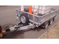 Ifor Williams Trailer 2cblt85g