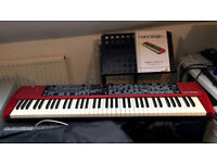 Nord Stage EX keyboard - Excellent condition - Compact edition - 73 keys - for sale