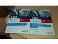 AS & A2 Chemistry and Biology Revision Books