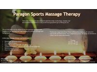 Paragon Sports Massage Therapy - located in heart of Finnieston