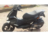 Gilera Runner Matt Black 125