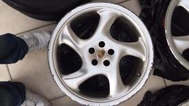 Porsche turbo twist 19