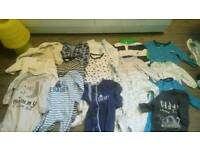 3-6 month boy clothes