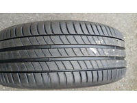Michelin Primacy 3 215/55R16 brand new car tyre fitted on a wheel ready to use