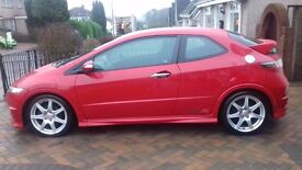 HONDA CIVIC 2.0 I-VTEC TYPE-R GT Full Service history and 1Yr MOT. Immaculate inside and out. £5200