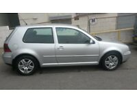 03 Vw Golf Gt Tdi 130 Pd 95k
