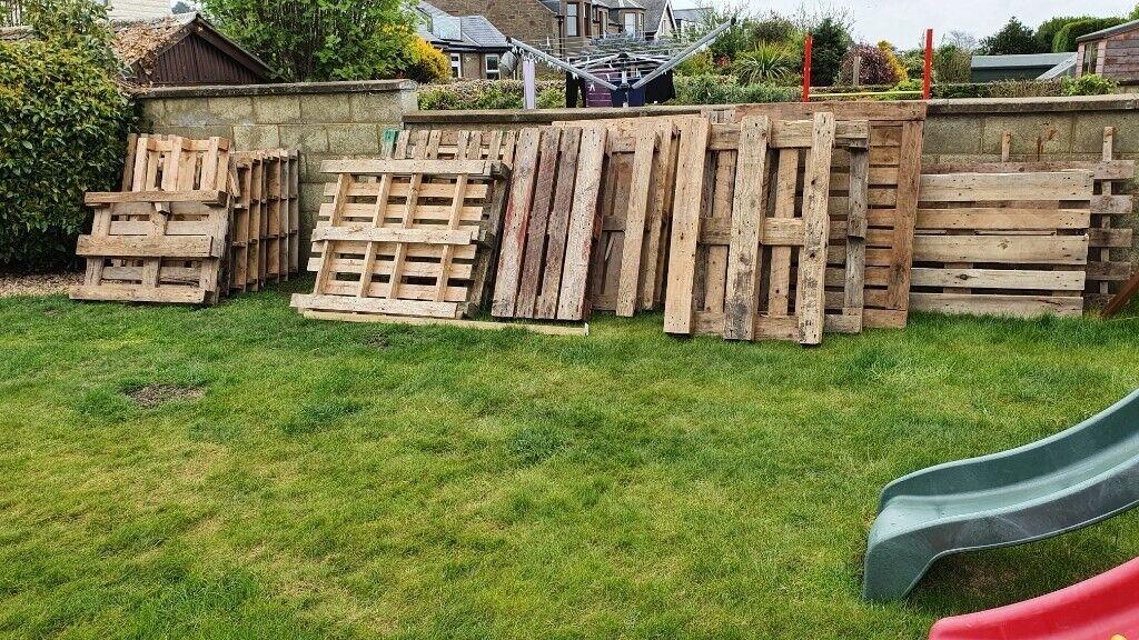 Wooden Pallets   in Monifieth, Dundee   Gumtree
