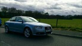 Audi A4 2.0 TDI S LINE SPECIAL EDITION.