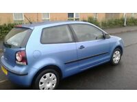 VOLKSWAGEN POLO NEW MODEL 2006 £1195