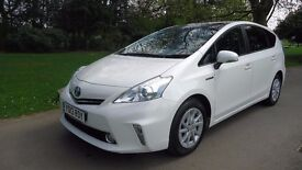 TOYOTA PRIUS+, 1 OWNER, FULL TOYOTA HISTORY, SAT-NAV & PANORAMIC ROOF