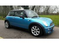MINI COOPER 2004 FULL SERVICE HISTORY LOOKS AND DRIVES PERFECT TEL 07377926604