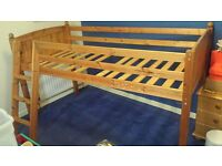 single raised bed frame for sale must go quick