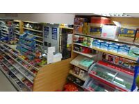 Prime location news agent & post office few minutes from forest gate & wanstead rail station