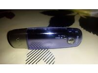 Sony NW-E003 1GB Walkman MP3 Player & FM Radio: Purple
