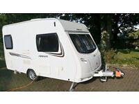 LUNAR ARIVA - 2 Berth Touring Caravan (2013)
