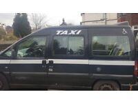 Peugeot E7 Taxi car