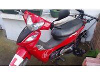 Kymco Nexxon 125
