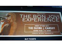 Bon jovi experience at the globe Cardiff