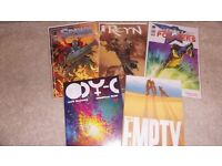 """Its all about the Image"" 5 comic bundle Inc 4 No1's"