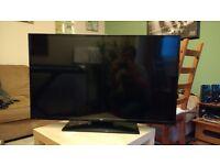 Full HD LED 40'' BUSH TV - UNDER WARRANTY!