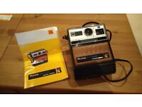 Kodak EK100 Instant Camera complete with instructions in original carry case