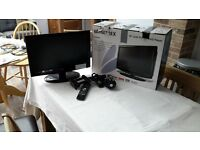 19 ins LCD TV