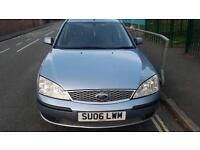 Ford Mondeo 2006 Saloon 2.0 TDCi (Diesel) with 12 MONTHS MOT £700