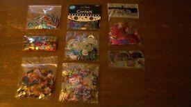 40th birthday table confetti
