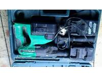 Hitachi sds 24 volt drill