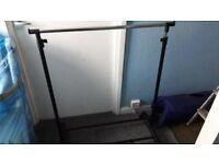 clothes rail £8