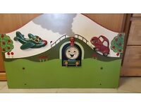 Collectable Vintage Headboard