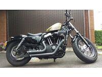 Harley Davidson Sportster 48 #SOLD