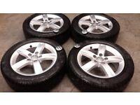 Alloy wheels AUDI/VW 5X112 A3 S-LINE A4 A6 B6 B7 B8 GOLF PASSAT
