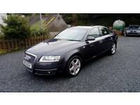 06 Audi A6 2.7 Diesel Service History Leather Trim Very Nice Car ( can be viewed inside Anytime