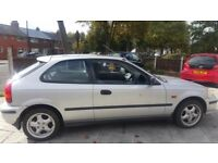 HONDA CIVIC AUTOMATIC, SPARES OR REPAIRS, NEEDS VTEC SENSOR, NEW TYRES,