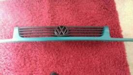 Vw caddy mk2 front grill