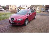 Seat leon 2.0 tdi Reference Sport low miles