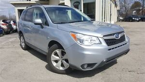 2014 Subaru Forester 2.5i Convenience Package - BACK-UP CAM! HEA