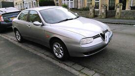 2003 Alfa Romeo 1.9 JTD spares or repairs