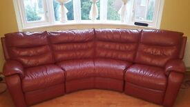 Recliner sofa for sale £150