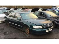Audi A6 4.2 Quattro For Breaking