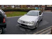 Mercedes Benz Facelift 2.1, C200 CDI Sport, 2dr