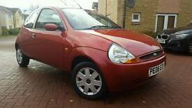 * * * FANTASTIC FORD KA 1.3 COLLECTION! ONLY 22K MILES WITH SOME SERVICE! FULL YEARS MOT! * * *