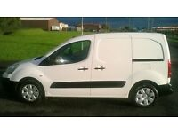 2011 CITREON BERLINGO MINT LOW MILES 3 SEATER