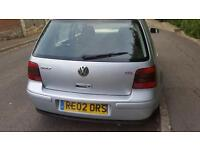 Volkswagen Golf 1.9 GT-TDi 12 months MOT FSH only £750