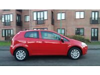 45,000 MILES!!!! ONE OWNER!!!! 2010 FIAT GRANDE PUNTO 1.4 SOUND, LONG MOT, HPI CLEAR ! VW POLO CORSA
