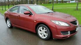 2008 Mazda 6 5dr.(New Model) .12 Month MOT.. mondeo accord Primera vectra passat