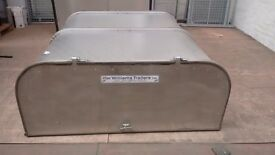 Ifor Williams Canopy Mazda 99/Ford Ranger Double Cab