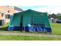 Family Frame Tent