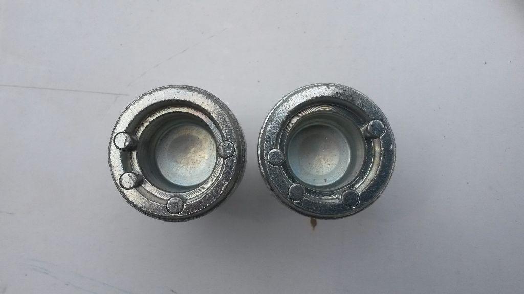Citroen Peugeot Locking Wheel Nut Key In Southampton